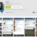 Cara Install BBM di Android (Blackberry Messenger)